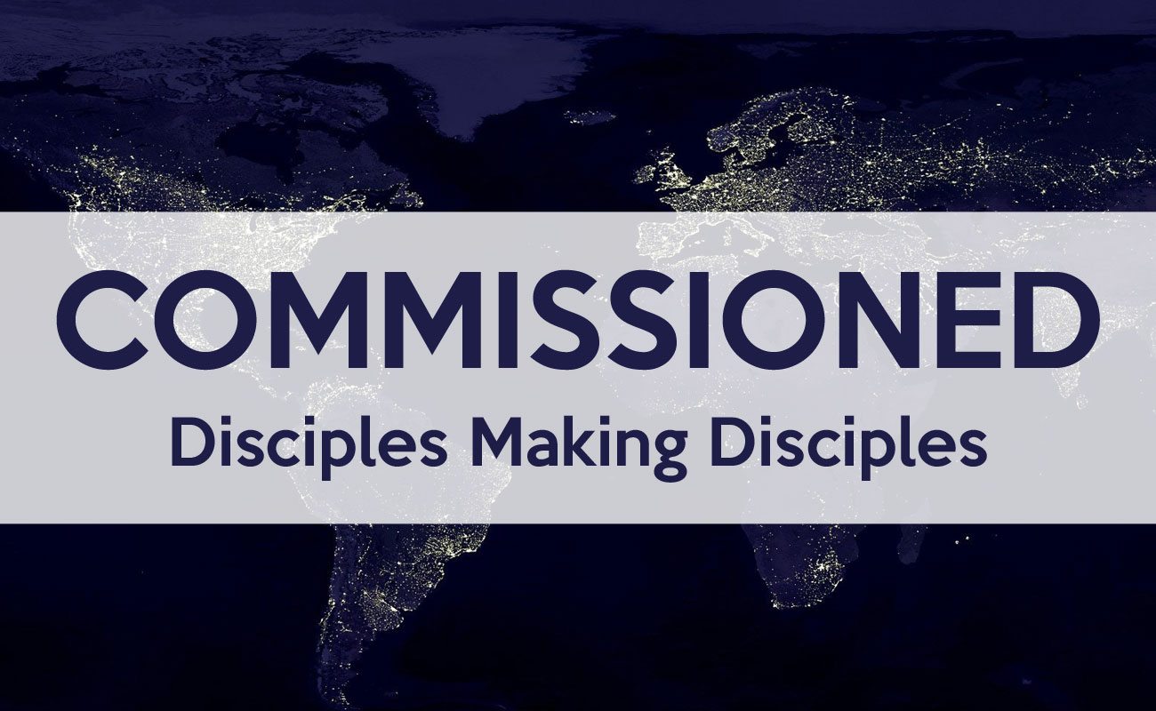 Scripture: The Fuel for Discipleship